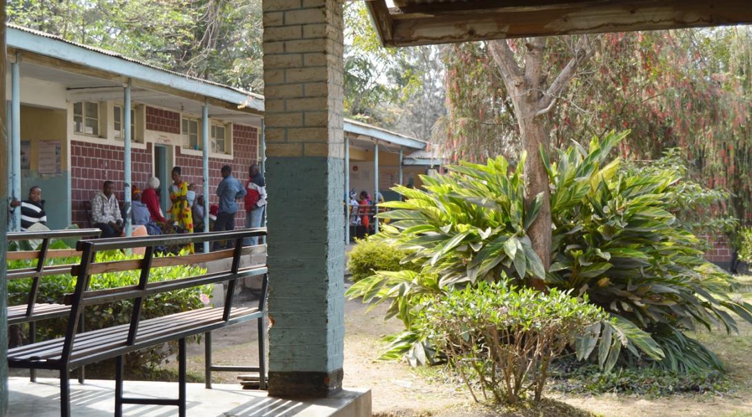 タンザニアの医療インターンの派遣先の病院